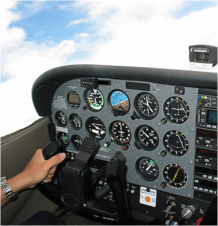Airplane Instrument Rating Courses