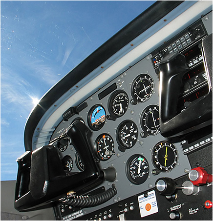 Airplane Instrument Rating Course