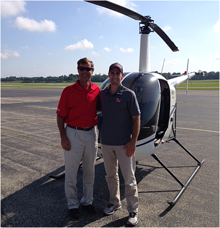 Certified Flight Instructor Helicopter Pilot Course