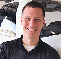 Eric Fisher - Independent Flight Instructor